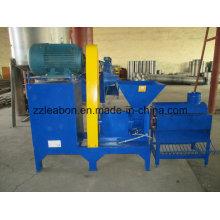 Máquina de la briqueta del carbón de leña de la biomasa 500kg / H