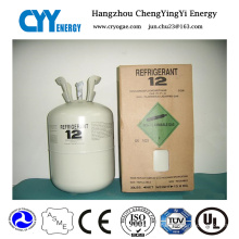 High Purity Mixed Refrigerant Gas of R12 (R134A, R422D, R410A)