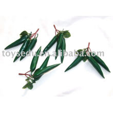 Artificial Plastic Vegetable Chili Toys