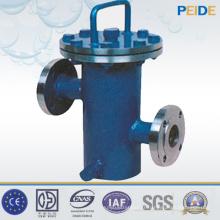 Industrie chimique pétrochimique Traitement de l'eau Filtre de panier