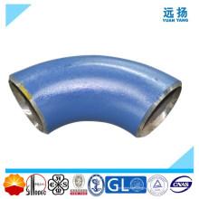 Высококачественное легированное стальное бесшовное трубное колено