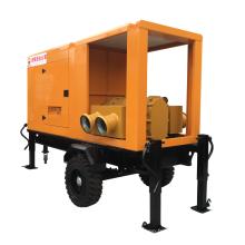 ZHB200 série 15 secondes auto-aspiration 8 mètres caoutchouc enduit camrotor stator pompe