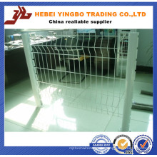 Steel Fence-009 Dauerhafte weiße Farbe Perry Fechten