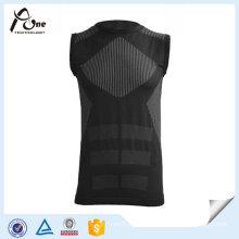 Nylon Spandex Sportswear Men Underwear Vest