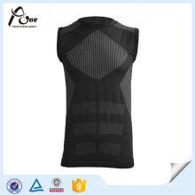 Nylon Spandex Sportswear Hommes Sous-vêtements Gilet