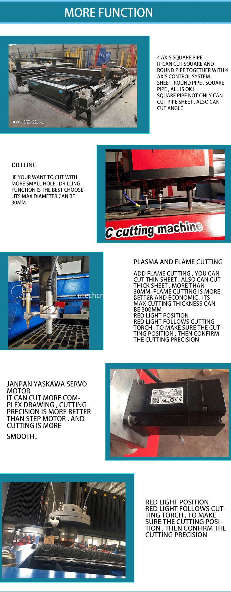 used cnc plasma cutting machines