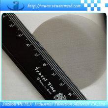 Disco de filtro de acero inoxidable 304 316 con informe SGS