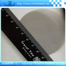Disque de filtre d'acier inoxydable de 304 316 avec le rapport de GV
