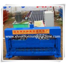 Máquina formadora de porta do obturador de rolamento de metal