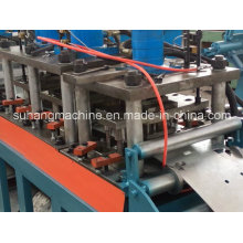 100*100 Min 1000*1200 Max 5 Tons Passive Decoiler Fire Damper Roll Forming Machine