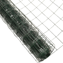 Square Hole Shape PVC Welded Wire Fabric Made in China