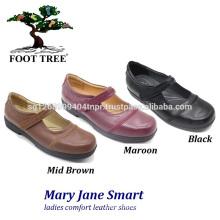 Chaussures d'allaitement Foottree Comfort en cuir 0405