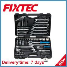 Fixtec 76PCS Chrom-Vanadium-Stahl-Steckschlüssel-Set