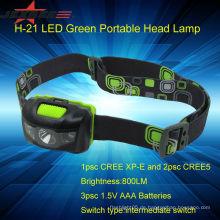 800 Lumen Wiederaufladbare Cree Led Kopf Lampe Batterie wiederaufladbare Fahrrad Licht Kopf Licht