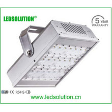 Conducteur de Meanwell de la lampe de tunnel de 120W LED, lampe extérieure de tunnel d'utilisation d'IP66 avec du CE, UL, certificat de RoHS