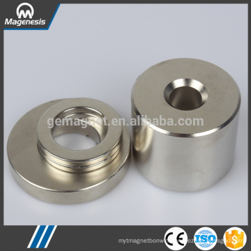 China supplier manufacture hot sale arc ferrite magnet for motor