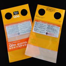 Card Head Ny Plastic Packaging Bag