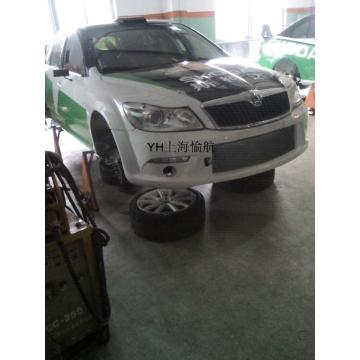 Skoda Auto Modified Fiberglas Fender