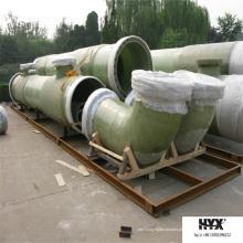 Encaixe de tubulação de FRP / GRP - cotovelo de Dn10mm a Dn1000mm