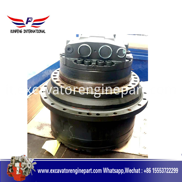 Gm35va R220 Final Drive Travel Reducer Motor R225 R300 R290lc 3 R130lc 7