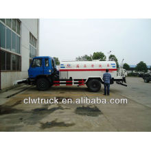 Dongfeng high-pressure road cleaning truck vehicle