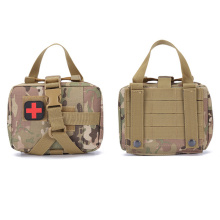 Portable Military Hike Survival Kit Tactical Bags