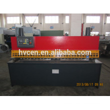 6mm hydraulische schere Maschine q11y-6x4000