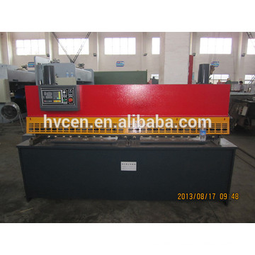 QC11Y hydraulische Guillotine Schermaschine qc11y-6 * 2500