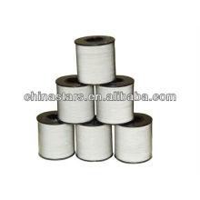 Assorted Largura, prata ou cor cinza Reflective Yarn