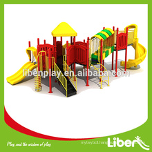 With Bright Color Kids Playground Sets For Park