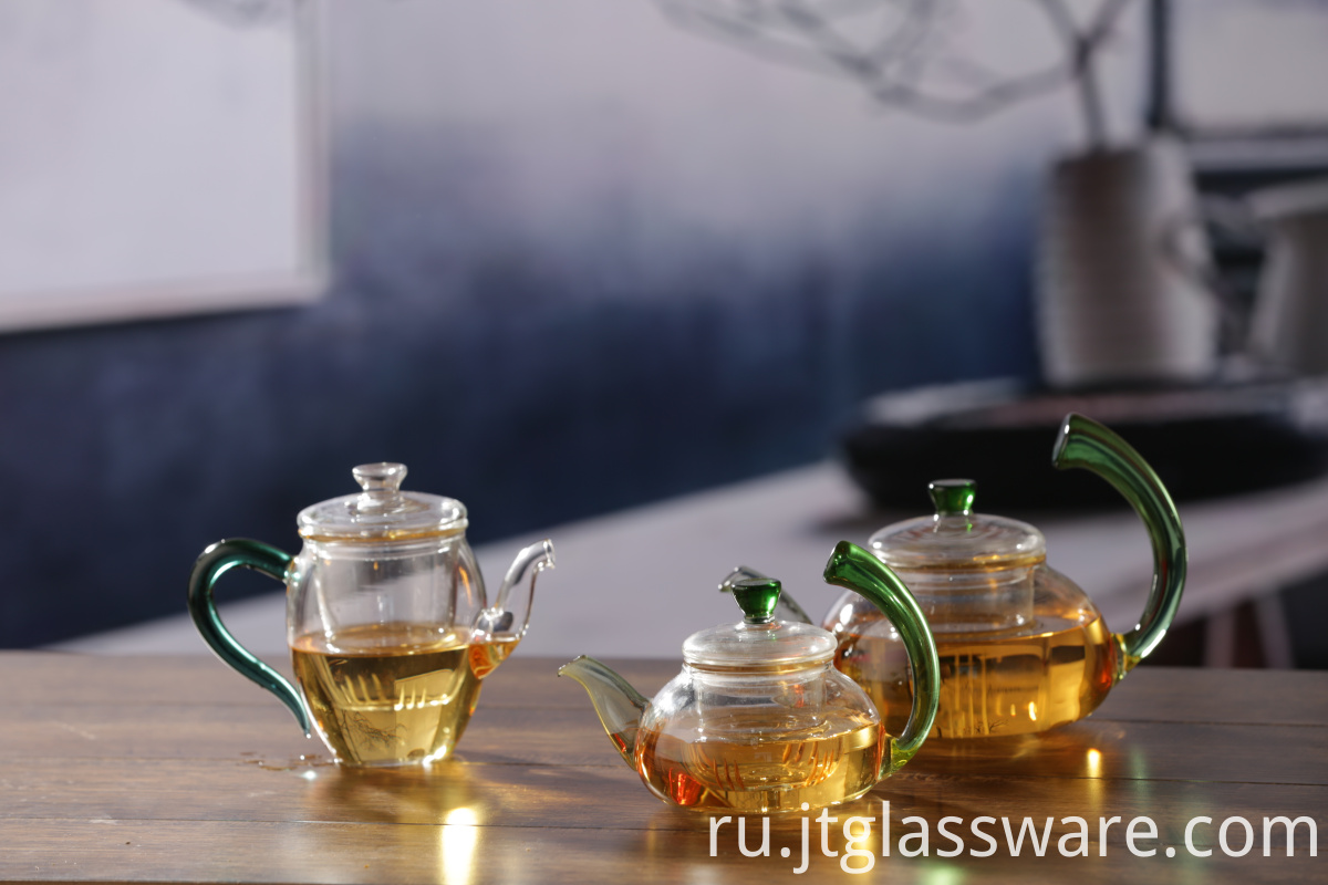 Creative Glass Teapot