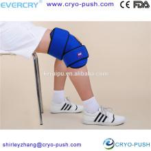adjustable hinged knee brace/instant hot or cold wrap/neoprene back brace
