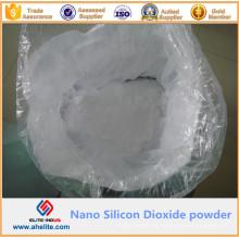 Nano polvo de dióxido de silicio 99,99%