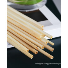 Disposable Biodegradable Organic Wheat Drinking Straw