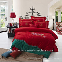 Super High Quality Plain Dyed China 100% Cotton Bedding Sets