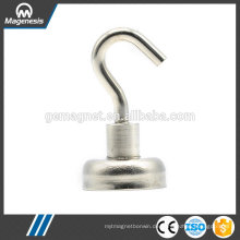 Neue Produkte beste Qualität weißer Keramik Magnethaken