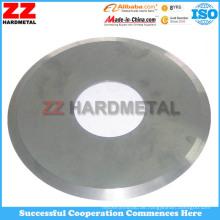 Hochgeschwindigkeits-Hartmetall-Stahlpapier-Wellpappe-Schneidmesser