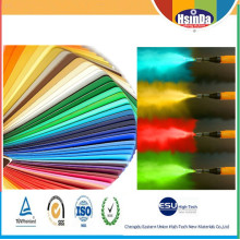 Standard Ral Color Polyester Tgic Free Coating Powder Coating
