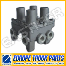 Truck Parts for Four-Circuit Protection Valve 9347022100