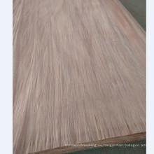 chapa de la cara de madera natural color amarillo chapa de madera chapa PLB en la fábrica de Linyi