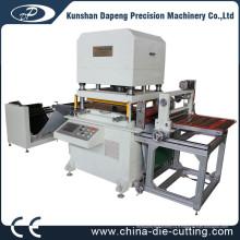 Machine automatique à quatre colonnes / mousse / caoutchouc hydraulique à découpage