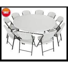 6FT tabla plegable, tabla de banquetes