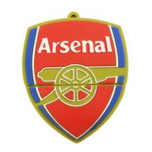 Soccer Badge World Cup Shape PVC USB Pendrive