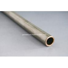 Titânio de venda quente de alta qualidade folheados tubo