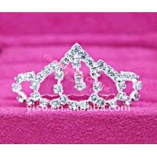 Coroa de desfile de cristal