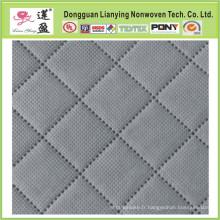 100% Polyester Lentilles Ultrasoniques Linge Comme Tissu pour Sofa