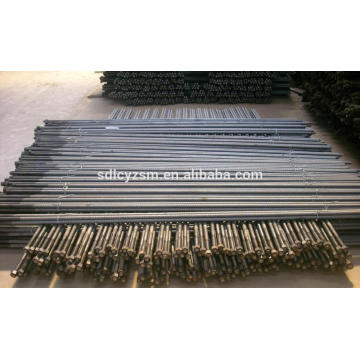 hollow steel grouting rock bolt