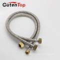 GutenTop высокое качество и хорошее Цена оплеткой из нержавеющей стали трубы 304 СС шланг PTFE
