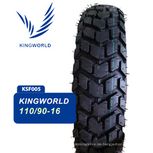 Langlauf Motorrad tubeless Reifen