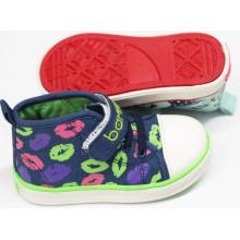 Hot Sale Chaussures de bébé Chaussures pour bébés avec semelle confortable (SNB-18-0011)